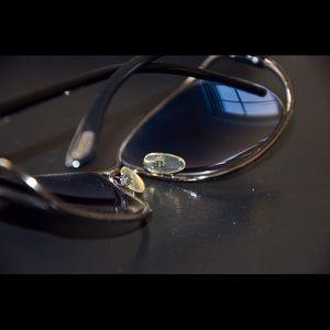 91168437822 Tom Ford Accessories - Tom Ford Eugenia Gunmetal Sunglasses